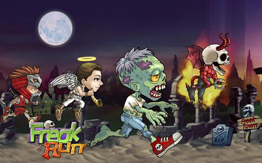 Freak Run - Multiplayer Race