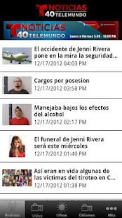 Telemundo 40 - screenshot thumbnail