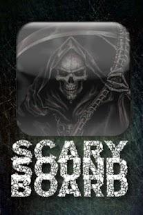 Scary Soundboard - náhled