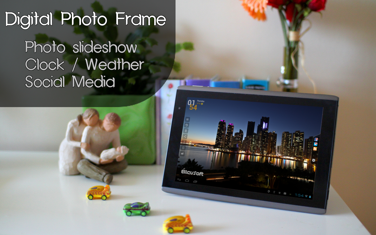 Social Frame HD Free - screenshot