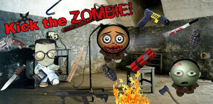 Kick the Zombie!,apk,android,download,android,free