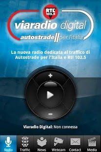 ViaRadio Digital - screenshot thumbnail