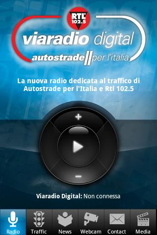 ViaRadio Digital - screenshot