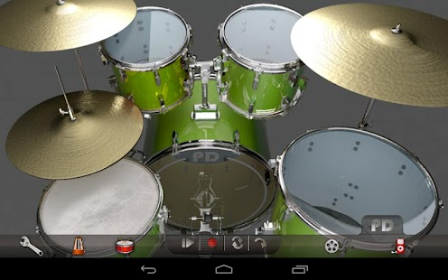 Pocket Drums- screenshot thumbnail