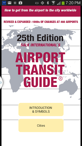 Airport Transit Guide