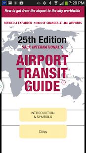 Airport Transit Guide - screenshot thumbnail
