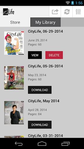 【免費新聞App】City Life Magazine-APP點子