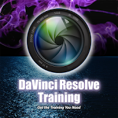 Training DaVinci Resolve