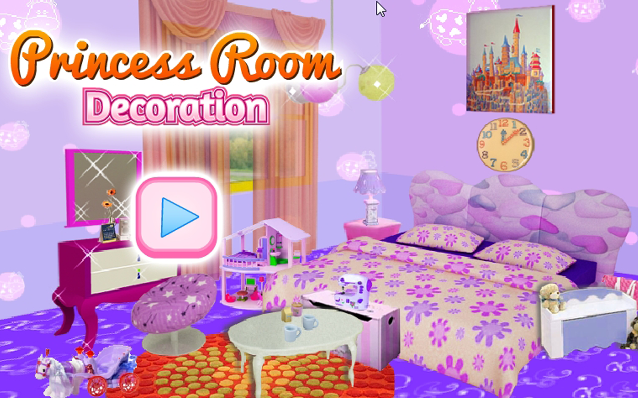 Princess room decoration android apps on google play for Room design game app