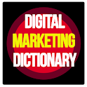 Digital Marketing Dictionary icon