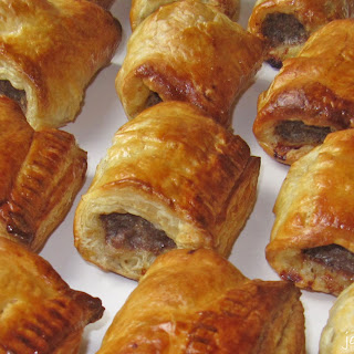 Dutch Sausage Rolls (Saucijzenbroodjes)
