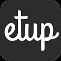 ETUP icon