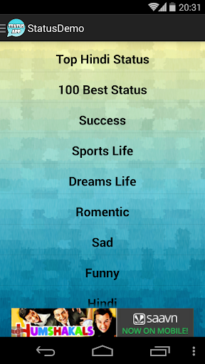 Top Best Status