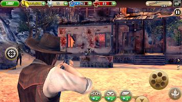 Screenshot of Six-Guns: Gang Showdown