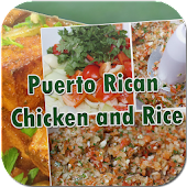 Puerto Rican Chicken & Rice