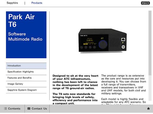 【免費商業App】Park Air Sapphire-APP點子