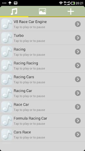 【免費音樂App】街頭賽車鈴聲-APP點子