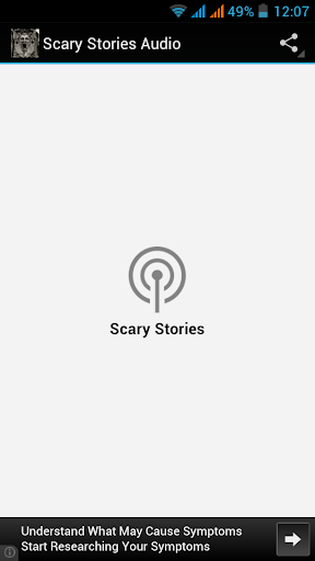 Scary Stories Audio Podcast