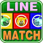 Line Color Match