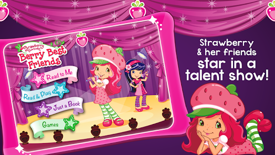 Strawberry Shortcake Friends- screenshot thumbnail