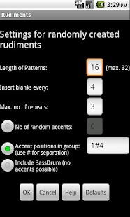 Rudiments- screenshot thumbnail