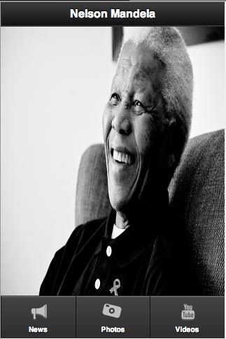 RIP Nelson Mandela