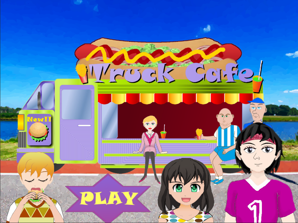Truck Cafe FV- screenshot