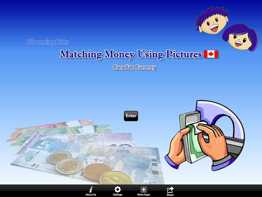 Canadian Matching Money