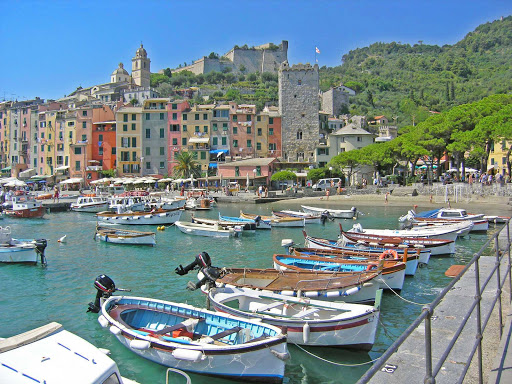 Porto-Venere-Italy - Visit charming Porto Venere, on the west coast of Italy, on a SeaDream cruise.