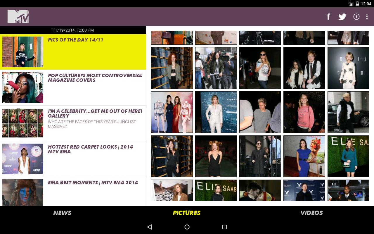 MTV News- screenshot