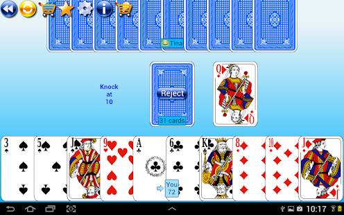 G4A: Gin Rummy - screenshot thumbnail