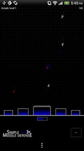 Simple Missile Defense- screenshot thumbnail