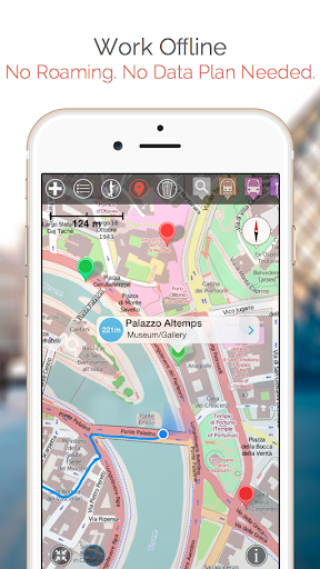 【免費旅遊App】Barcelona Map and Walks-APP點子