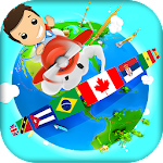 Geography Quiz Game 3D 1.10 Apk