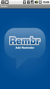 Rembr - Voice to Calendar- screenshot thumbnail