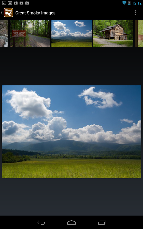 Chimani Great Smoky Mountains - screenshot