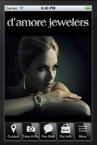 D'amore Jewelers - screenshot