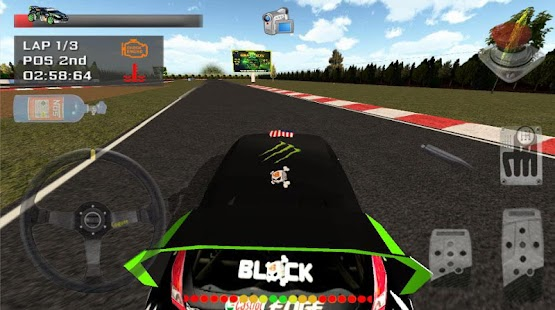 Grand Race Simulator 3D- screenshot thumbnail