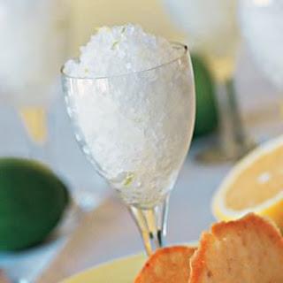 Lemon-Lime Granita