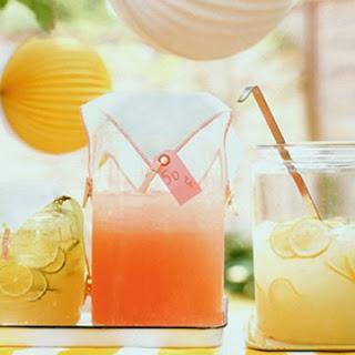 Lemonade, Pink Lemonade, Limeade.