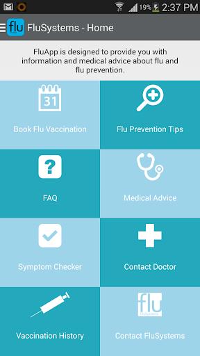 【免費醫療App】Flu App-APP點子