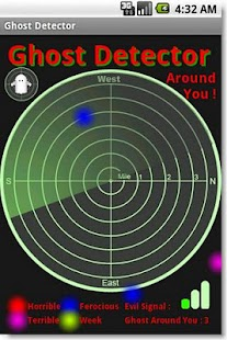 Ghost Detector - screenshot thumbnail