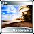Panoramic Screen file APK for Gaming PC/PS3/PS4 Smart TV