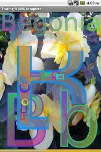 Easy Flower Alphabet  2 FREE- screenshot thumbnail