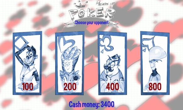 HeadsUp Poker