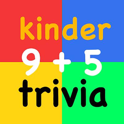 Kindergarten Math Trivia
