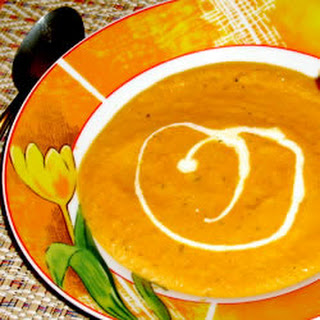 Carrot and Cilantro Soup