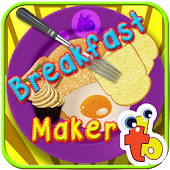 Breakfast maker-cooking  Game