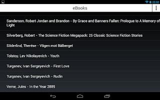Screenshot of Solati Reader