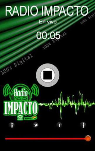 radio impacto bolivia